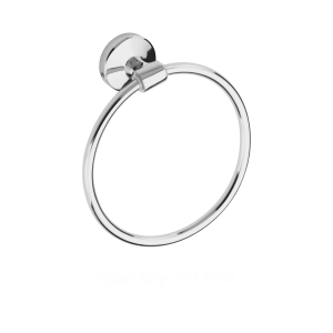 Towel ring by p4 bathfittings
